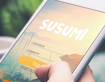 Susumi - Mobile Application