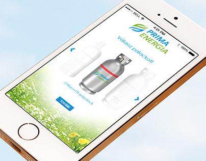 Prímagáz App