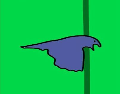 Eagle - Animation study (2019)