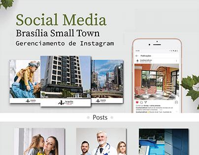 Social Media - Brasília Small Town
