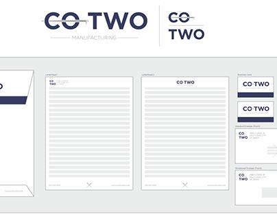 CO TWO Branding