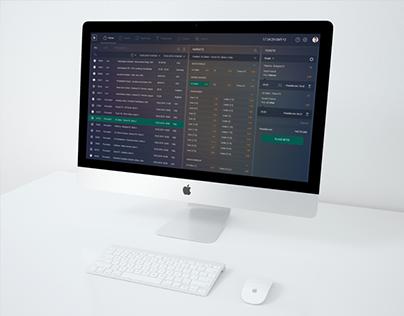 Betting Shop UI/UX Prototype