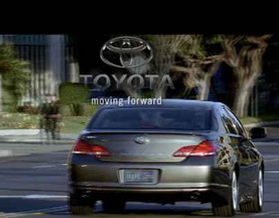 THE MAN - TOYOTA Commercial Spotlight