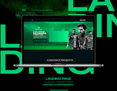 Landing Page - Smartipster