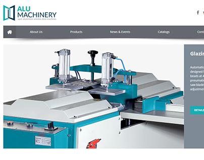 Silüet Tanıtım Web Tasarım | alumachinery