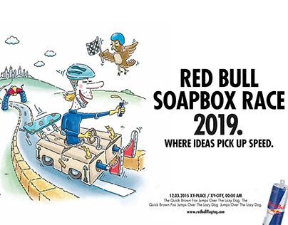 RedBull SoapBox 2019