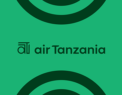 Air Tanzania Rebrand