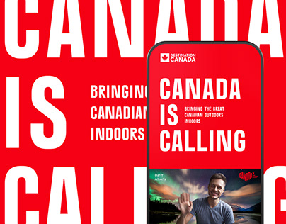 Destination Canada - Canada is calling