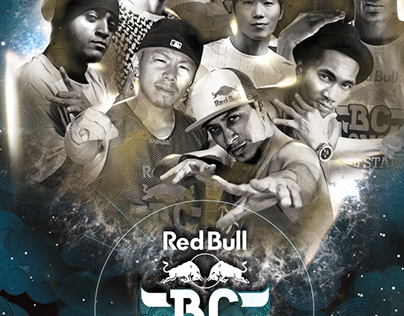 Red Bull BC One - Lookbook & Activation