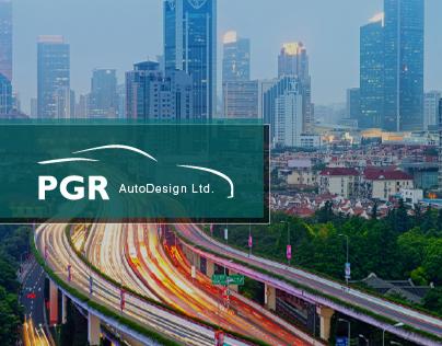 PGR Auto Design Website