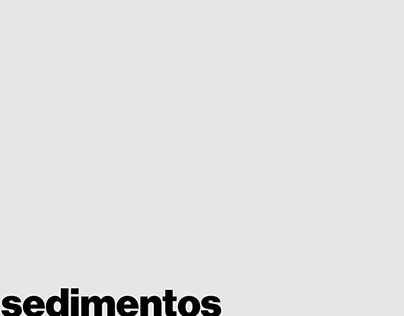 Sedimentos - Presentation