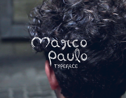 Marco Paulo Typeface