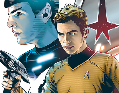 Star Trek #58 Cover