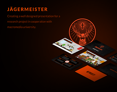 Jägermeister Research Project   WIP