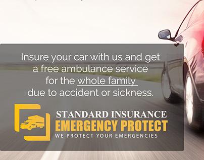 Standard Insurance Free Ambulance Service