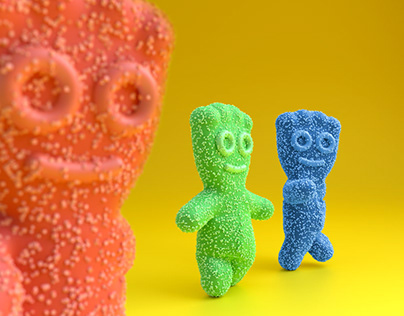 SOUR PATCH KIDS / Various Projects