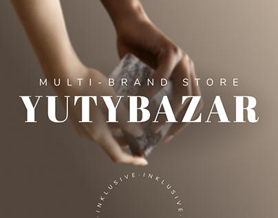 YUTYBAZAR Inclusive Space . Multi-Brand Store