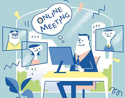 Key points of online meetings