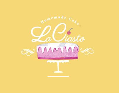 Logo design for a bakery