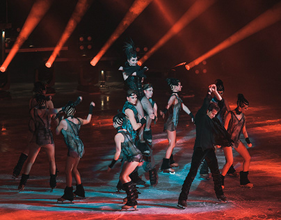 Ilusio Magic on Ice 2019