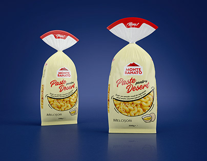 Monte Banato Packaging
