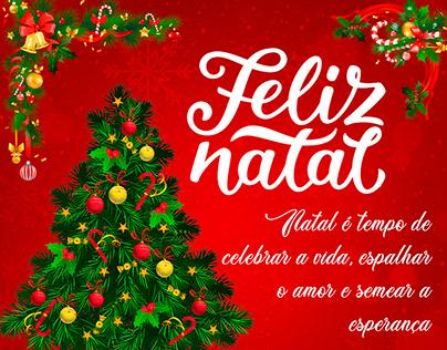 Post: Feliz Natal - Águia Serviços