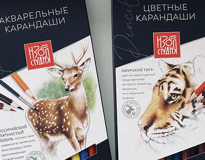 "Design of art products TM ""Izostudiya"""