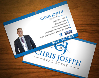 real estate business card,corporate business card