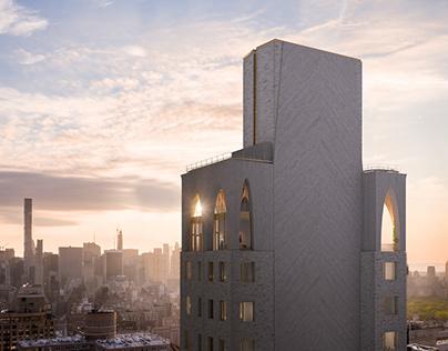180E 88th St Penthouse