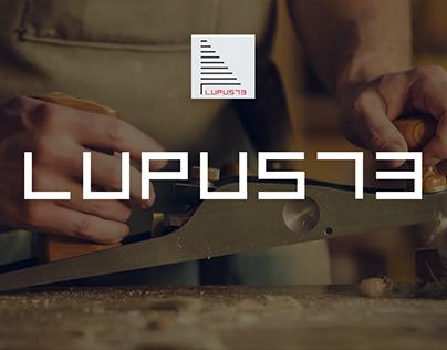 lupus73 - website redesign