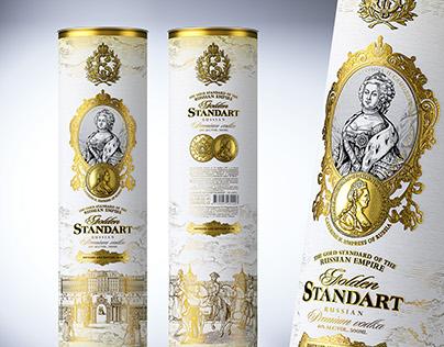 """Vodka """"Golden Standart"""""""