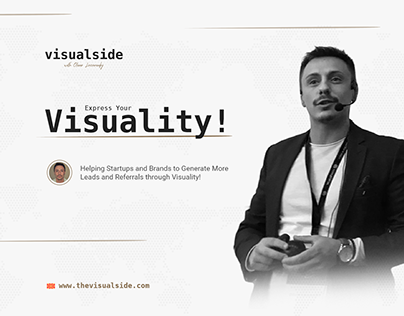 The Visual Side | Personal Project