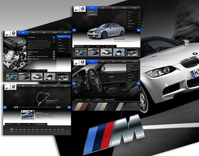 Showroom Touch Screen Application
