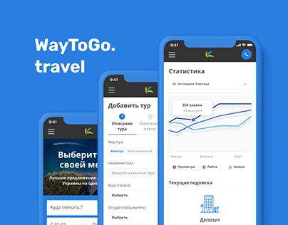 The travel marketplace - Waytogo