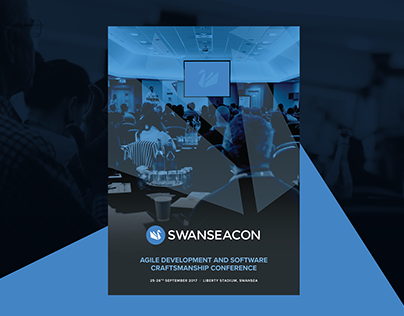 SwanseaCon 2017 - Brochure Design