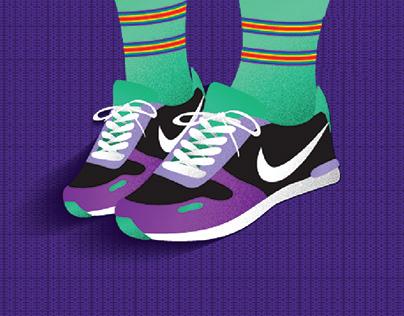 Nike Illustration