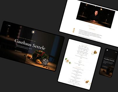 Restaurant Gasthaus Settele