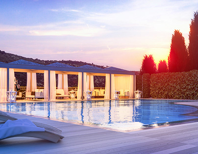 Private Villa in Nice
