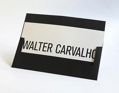 Convite Walter Carvalho // Dona Coisa
