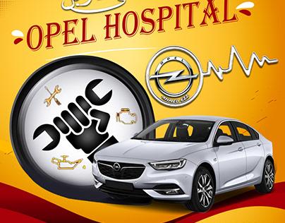 opel Hospital Social Media
