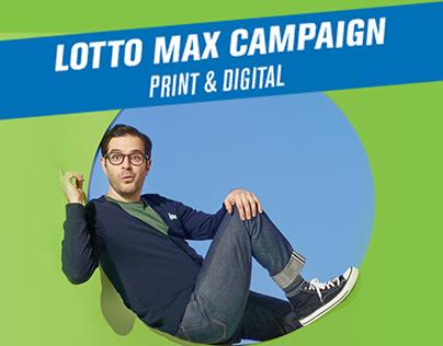 Lotto Max Campaign