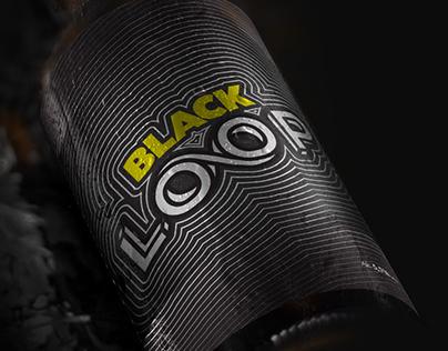 Black Pool - Beer brand identity