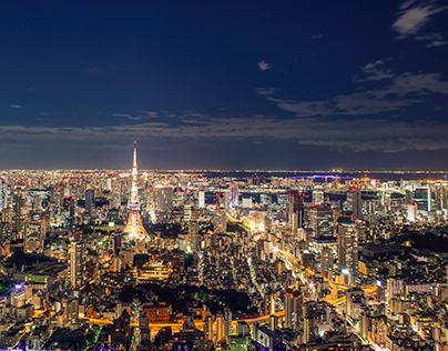 Tokyo Sunrise&Sunset
