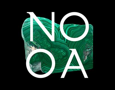 NOOA - Typeface