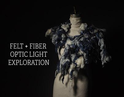 Felt and Fiber Exploration