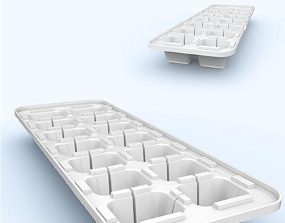 Slit Ice Tray
