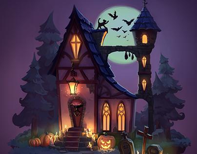 The Vampire's House