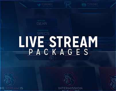 Live Stream Packages