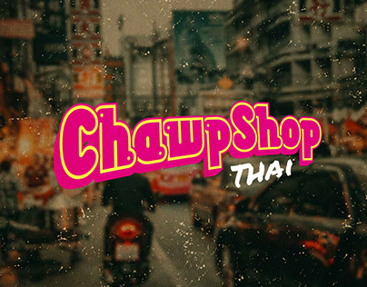 Identité Graphique ChawpShop