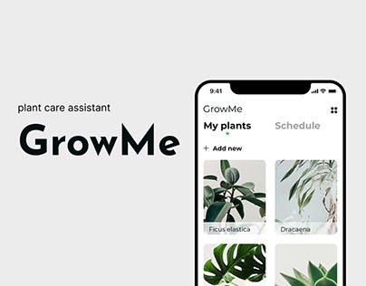 Plant care assistant